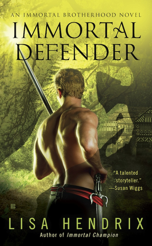 Immortal Defender (Immortal Brotherhood) Lisa Hendrix