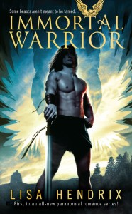 Immortal Warrior cover art