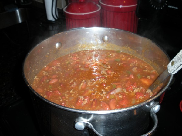 The $100 Pot of Chili