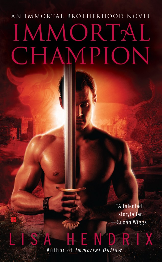 Immortal Champion cover