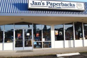 Jan's Paperbacks